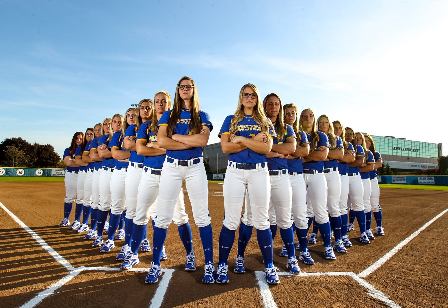 hofstra softball facebook