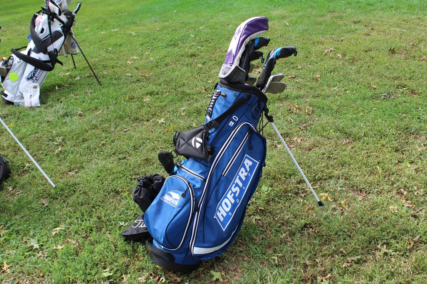 Wgolf Hofstra Completes First Round At Yale Invitational Hofstra