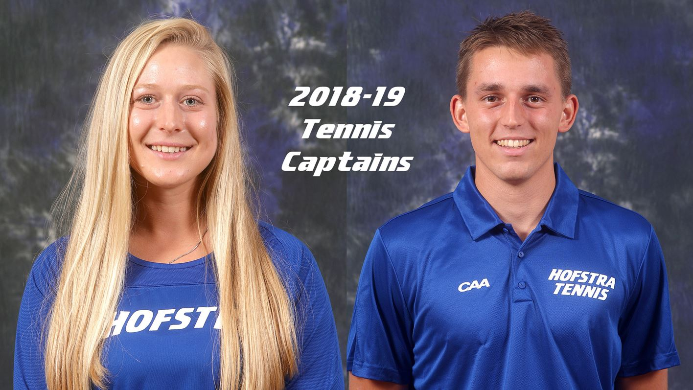 TEN: Hofstra Announces Team Captains - Hofstra University