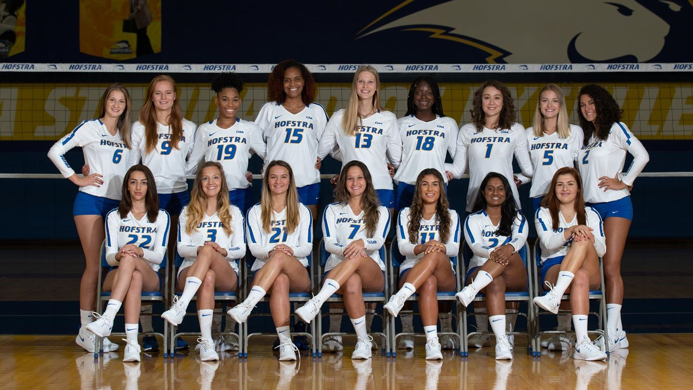 Vb Pride Opens Campaign At Penn State Classic Hofstra University Athletics